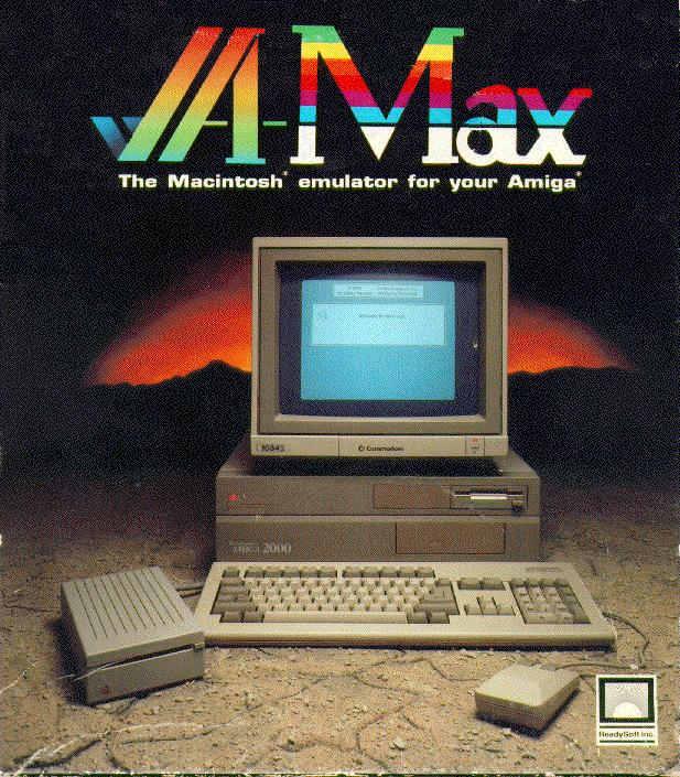 The Official A-Max Home Page